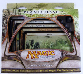 Magic 2009 Planechase Game Pack Zombie Empire