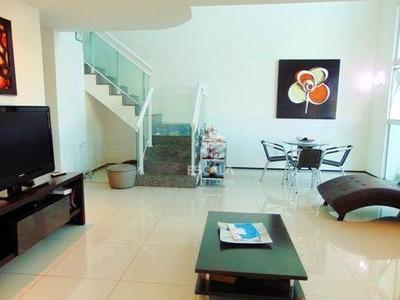 Casa Duplex Com 4 Quartos À Venda, 138 M², Área De Lazer, Condomínio Fechado - Lagoa Redonda - Fortaleza/ce - Ca0155