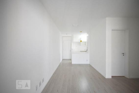 Apartamento No 6º Andar Com 2 Dormitórios E 2 Garagens - Id: 892956310 - 256310