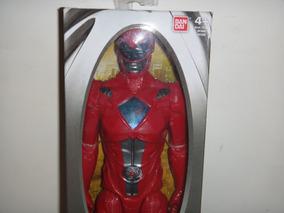 Ranger Vermelho De 30cm Power Rangers O Filme Bandai