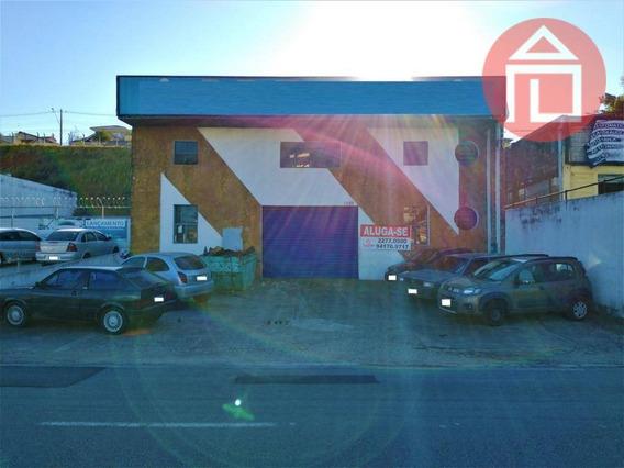 Barracão Para Alugar, 442 M² Por R$ 15.000,00/mês - Jardim América - Bragança Paulista/sp - Ba0160