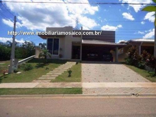 Imagem 1 de 14 de Casa Em Condomínio Fechado, Total Infra Estrutura De Lazer, Alto Padrão, Medeiros - 93908 - 4491942