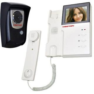 Sistema De Video Portero-vigilancia