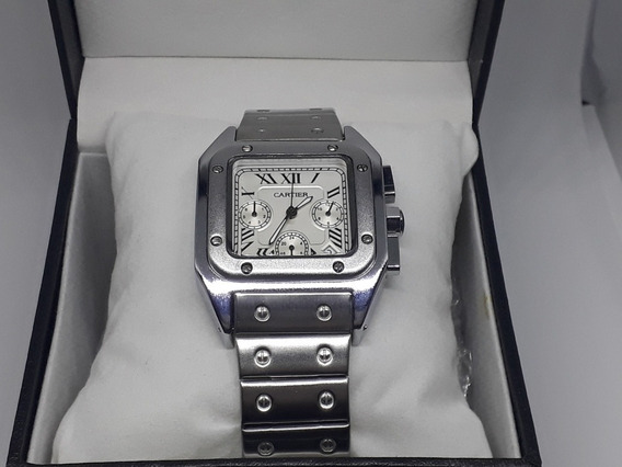 Relógio Cronógrafo Cart* Novo