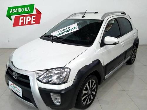 Toyota Etios Cross 1.5 (flex) (aut) 1.5 16v