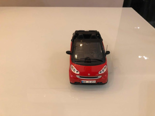 Minichamps Smart For Two Conversível