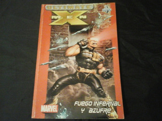 Ultimate X-men - Tomo Compilatorio # 4