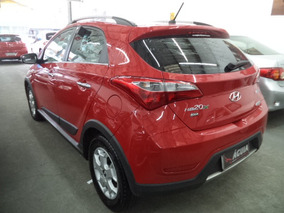 Hyundai Hb20x 1.6 Premium Flex Aut 2015 Completo Única Dona!
