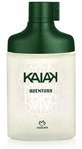 Perfume Kaiak Aventura Hombre Natura - mL a $600