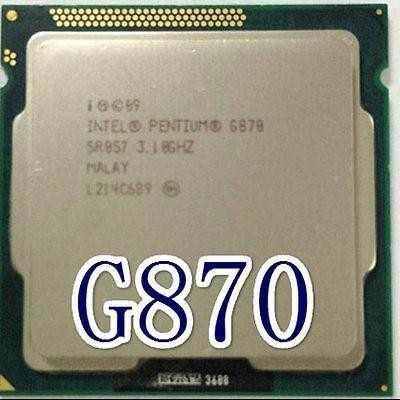 Processador Pentium G870 - Soquete 1155 - 3.1ghz