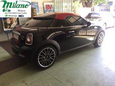 Mini - Cooper - 1.6 S Turbo, Preto - 2011 / 2012 - Gasolina