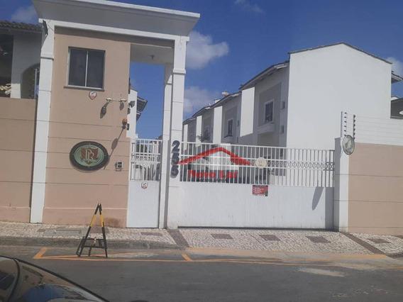 Casa Com 3 Dormitórios Para Alugar, 81 M² Por R$ 950,00/mês - Itaperi - Fortaleza/ce - Ca0218