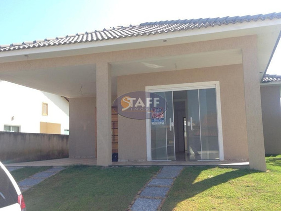 Casa Residencial À Venda, Guriri, Cabo Frio. - Ca0635
