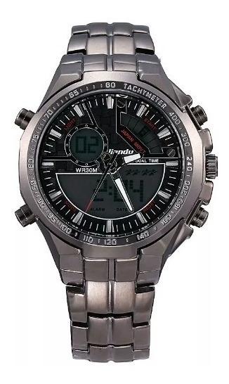 Relógio Masculino Liandu Original Ld893