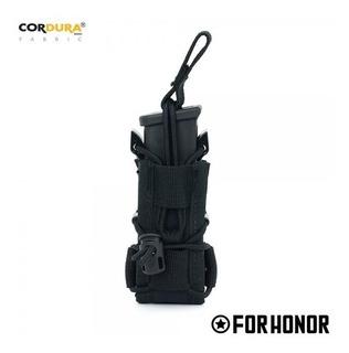 Porta Carregador Forhonor P/ Pistola Fast Mag Preto Airsoft