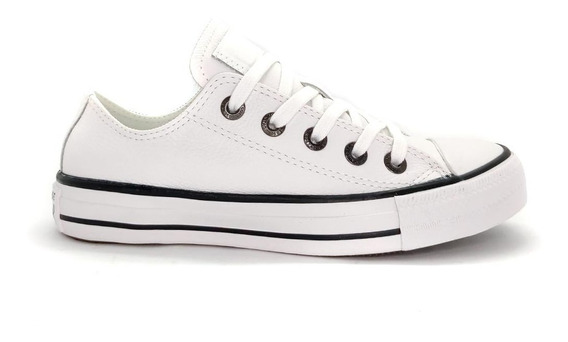 Tênis Couro Converse All Star Chuck Taylor Ct04480001