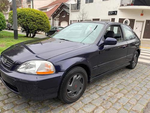 Imagen 1 de 13 de Honda Civic 1.6 Ex 1998