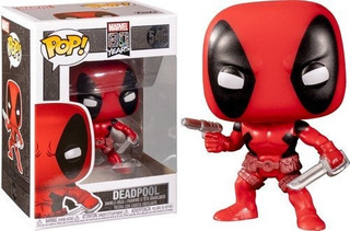Funko Pop Marvel 80 Years Deadpool 546