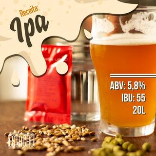 India Pale Ale (ipa) 20l - Kit De Insumos Cerveja Artesanal