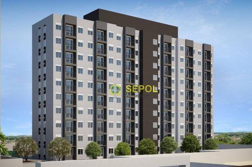 Apartamento Com 2 Dormitórios À Venda, 36 M² Por R$ 179.000,01 - Vila Guilherme - São Paulo/sp - Ap0906