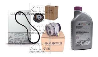 Kit Original Correa Tensor Bomba Refrigerante G13r Gol Trend