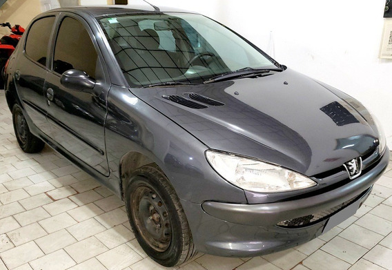 Peugeot 206 Generation 1.4 2012 5 Ptas Financiado 100%