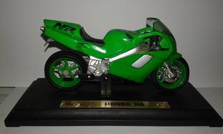 Miniatura Motocicleta Honda Nr Fabricante Maisto