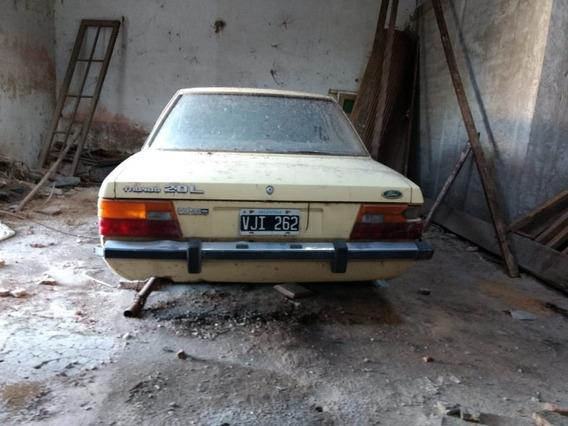 Ford Taunus, Buen Estado Gral Para Repuestos, Motor Completo