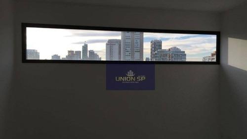Apartamento À Venda, 36 M² Por R$ 485.900,00 - Brooklin - São Paulo/sp - Ap29313