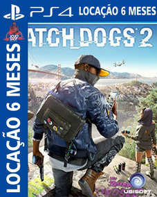 Watch Dogs 2 Secundaria Ps4