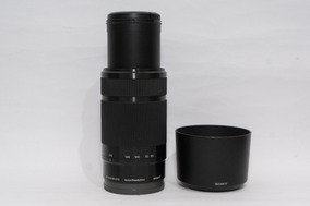 Lente Sony 55-210 Estabilizada