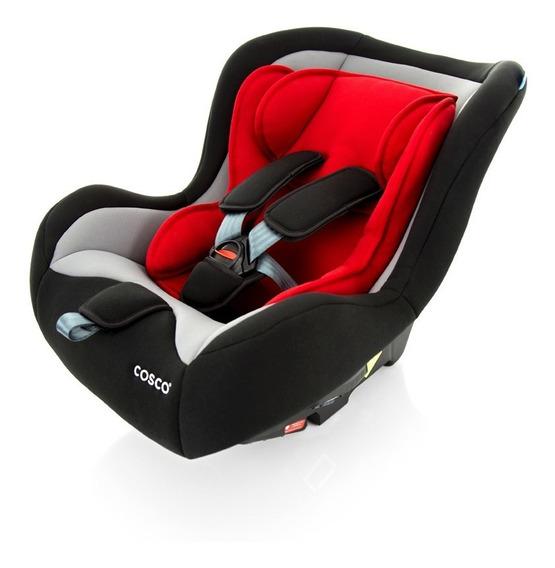 Cadeira Para Auto - De 0 A 25 Kg - Simple Safe - Vermelho - Cosco