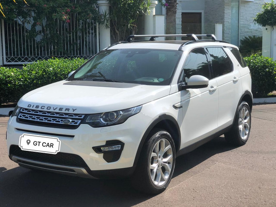 Land Rover - Discovery Sport Hse Luxury (7 Lugares)