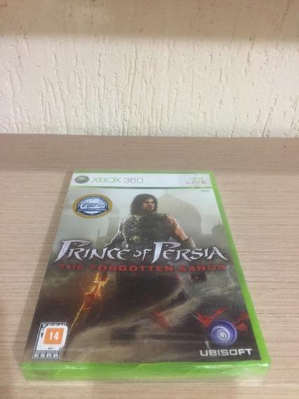 Game Prince Of Persia Xbox360 - Novo