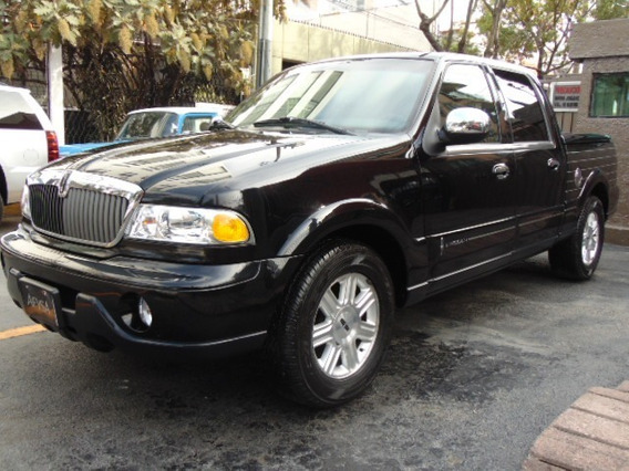 Pickup Lincoln Blackwood 2002 Impecable
