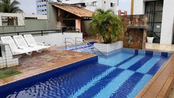 Apartamento Em Lagoa Nova, Natal/rn De 53m² 2 Quartos À Venda Por R$ 280.000,00 - Ap379794