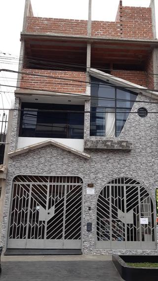 Casa Urb. San Isidro 4 Niveles. Departamento 2do. 3er Piso