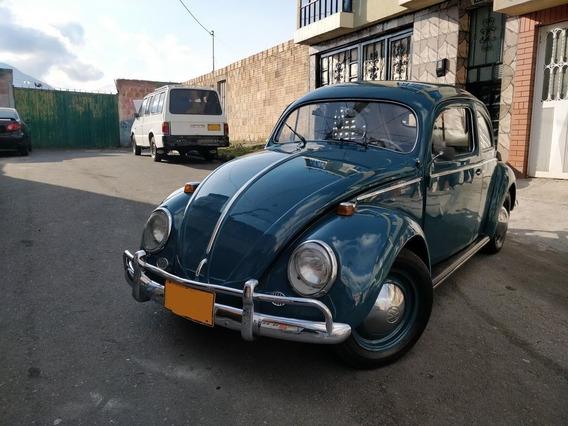 Volkswagen Escarabajo Modelo 53
