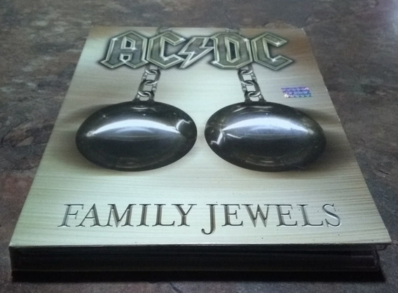 Ac Dc Family Jewels