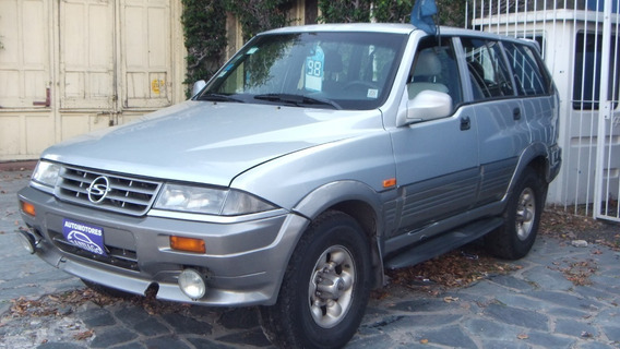 Ssangyong Musso 602