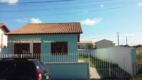 Casa Para Venda Em Queimados, Pacaembu, 2 Dormitórios, 1 Suíte, 1 Banheiro, 6 Vagas - 00257_2-609816