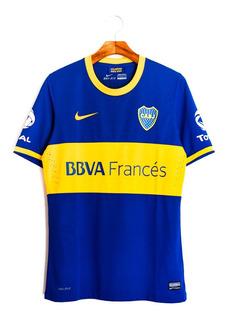 Camisa Futebol Masculino Boca Juniors 13/14 Nike 544814-461