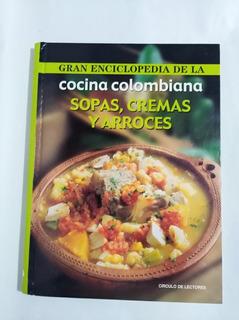 Enciclopedia Cocina Colombiana