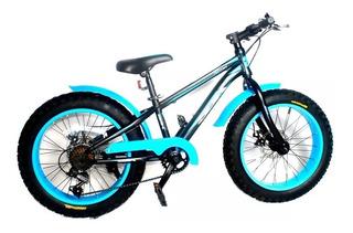 Sbk Hunter Fat Bike Rodado 24 Todos Los Modelos Y Colores