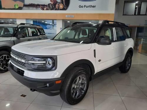 Ford Bronco Sport Wildtrak - Blanca