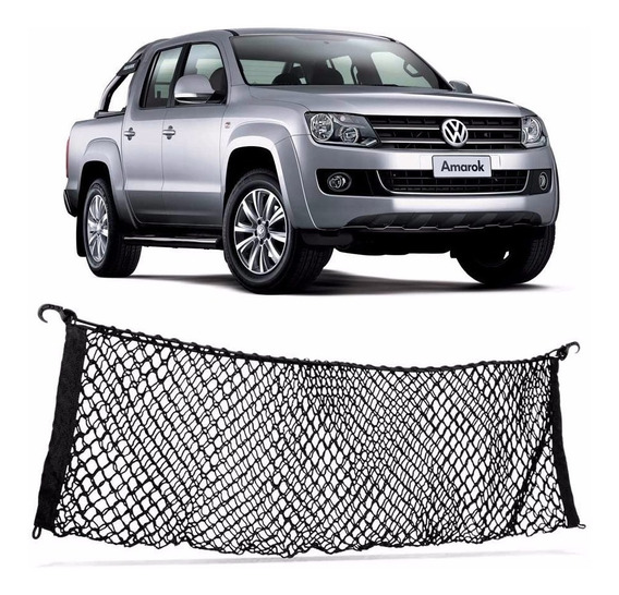 Rede Elástica Volkswagen Amarok Pickup Caçamba Cargobag