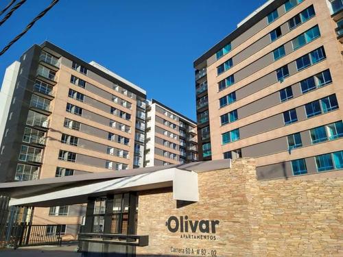 Arriendo Apartamento 100% Nuevo Para Estrenar En Rionegro