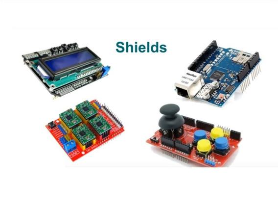 Aduino Kit Mega 2560 Automação Residencial Ethernet / Wifi