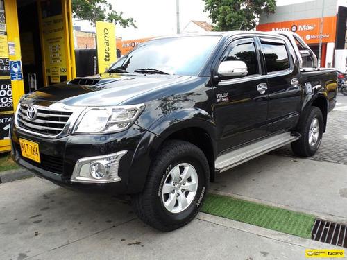 Toyota Hilux Doble Cabina 4x4  3.0 Mt