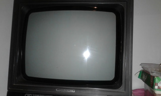 Tv Grundig 14 Color Funcionando